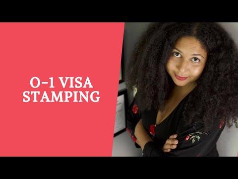 O-1 Visa Stamping during COVID-19