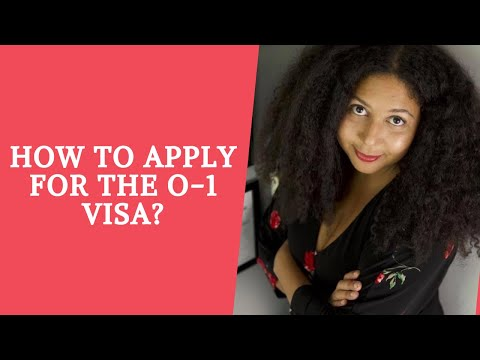 How to Apply for the O-1/Artist Visa