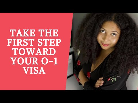 What is the first step on your Artist Visa Journey?