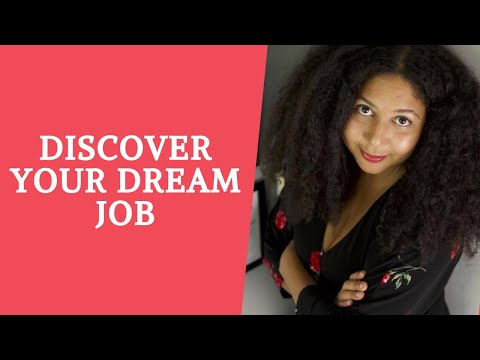 Where Do You Want to Work? | Be Creative and Dream Big