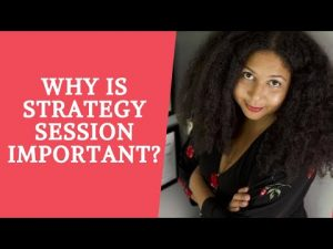 Why A Strategy Session is important for your Artist Visa