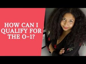 How can I qualify for the O-1?
