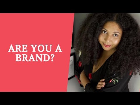 Think Yourself As A Brand | How To Monetize Your Art in 2020