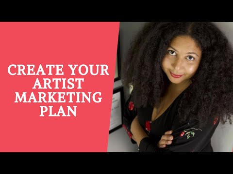 Create Your Marketing Plan | Artist Branding