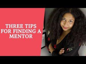Do You Have a Mentor?