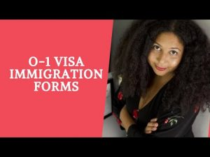 Artist Visa/O-1 Immigration Forms