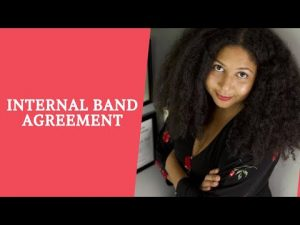 Internal Band Agreement