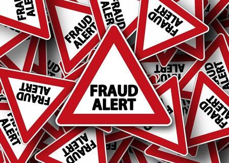 Fraud Alert graphic