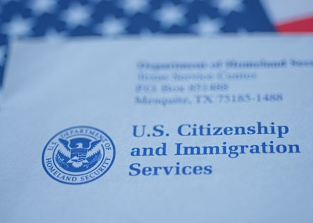 U.S Citizenship and Immigration Services