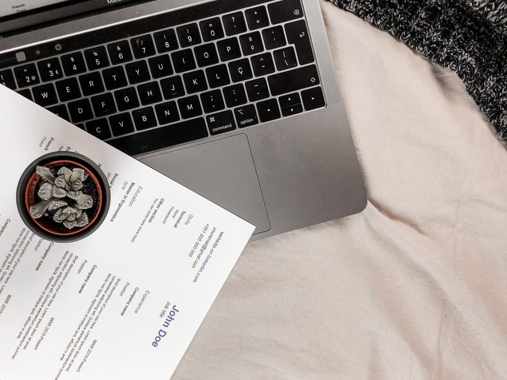 Your CV and Why It's Important for Your O-1 Visa