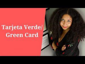 #Tarjeta Verde: Green Card